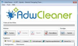 AdwCleaner-Adware
